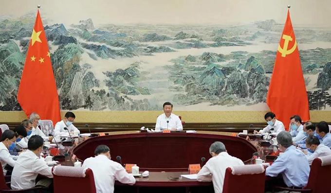 习近平:在经济社会领域专家座谈会上的讲话