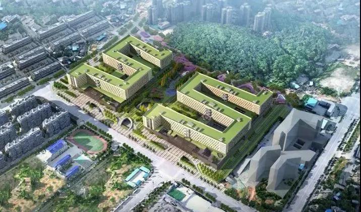 南城起步区规划定位了:长株潭商业副中心